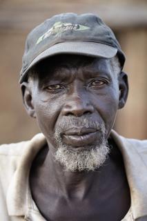 Man who looks like Nicholas Cage